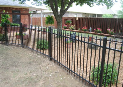 4' Genesis 2 Rail with Boy Scout Finials