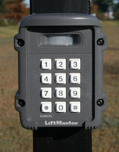 Liftmaster wireless