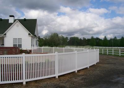 4' pool fencing